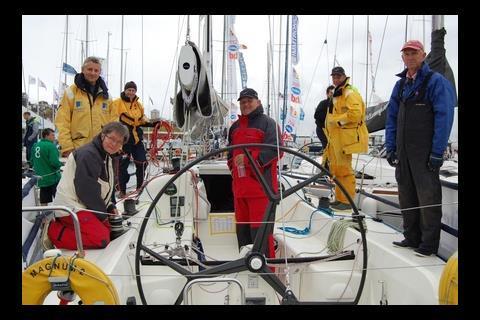 Little Britain sailors